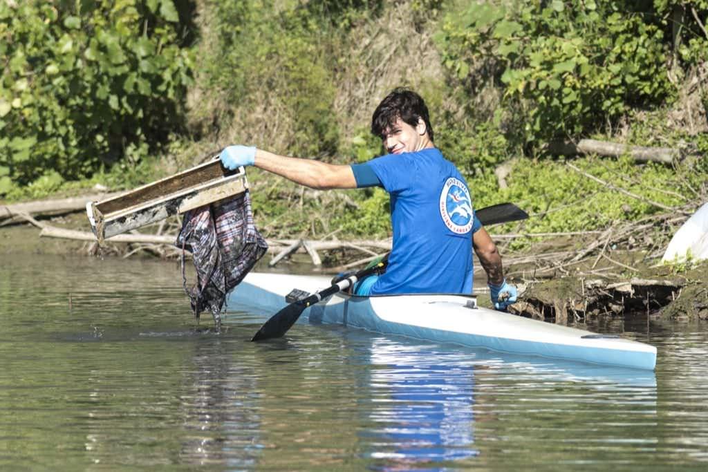 Marevivo aderisce alla campagna A.Ma.Te la Canoa e l'Ambiente della Federcanoa
