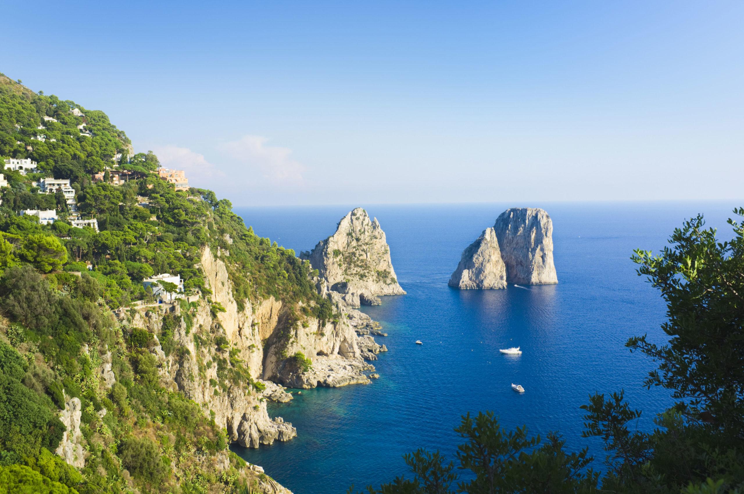 Marevivo: «Il coronavirus non fermi l'istituzione dell'Area Marina Protetta di Capri»