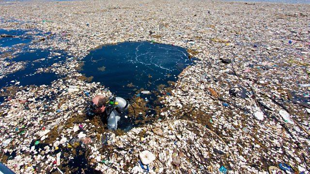 La plastica nel mare potrebbe triplicare entro il 2040