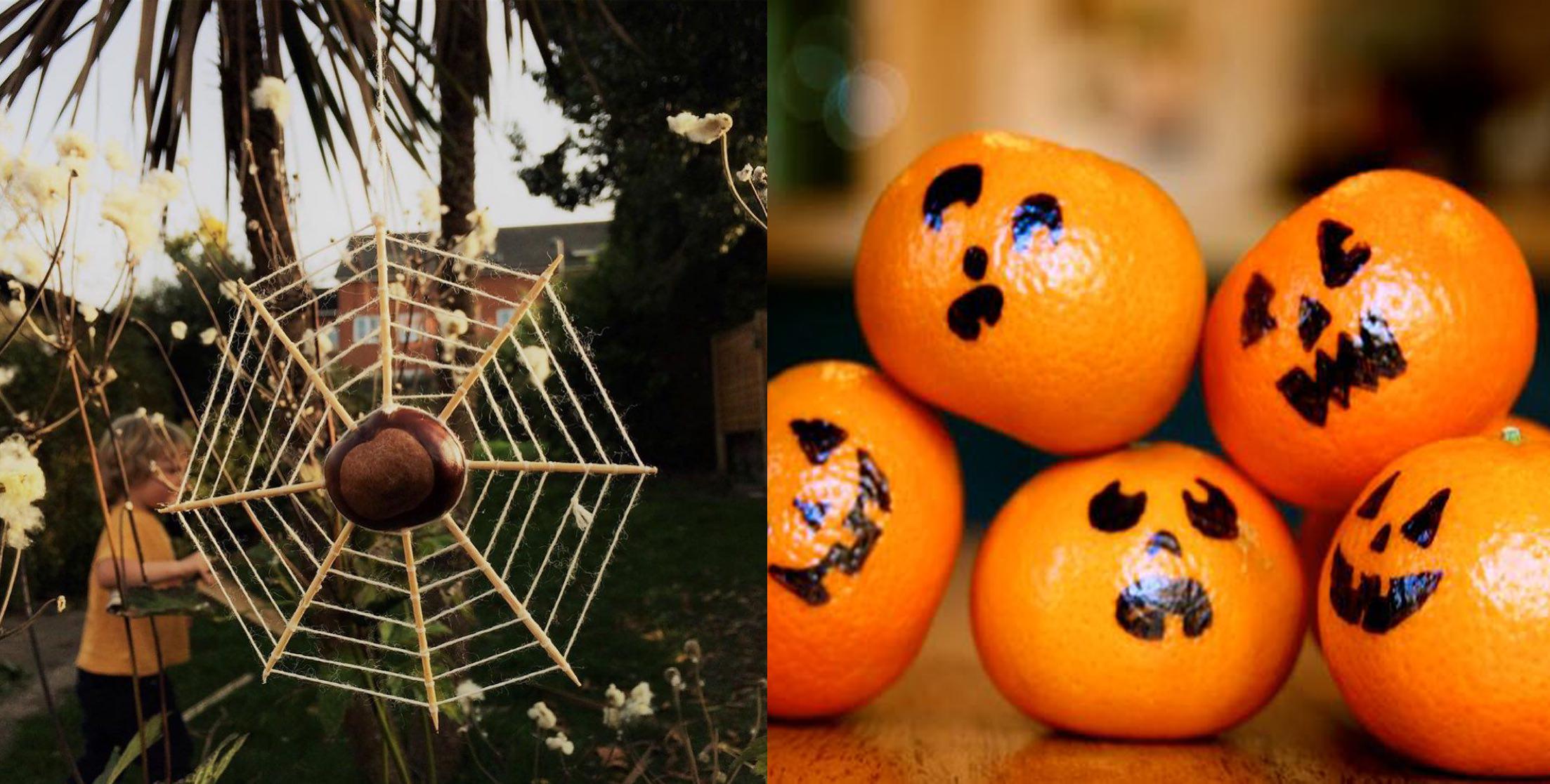 7 idee per il tuo Halloween plastic free