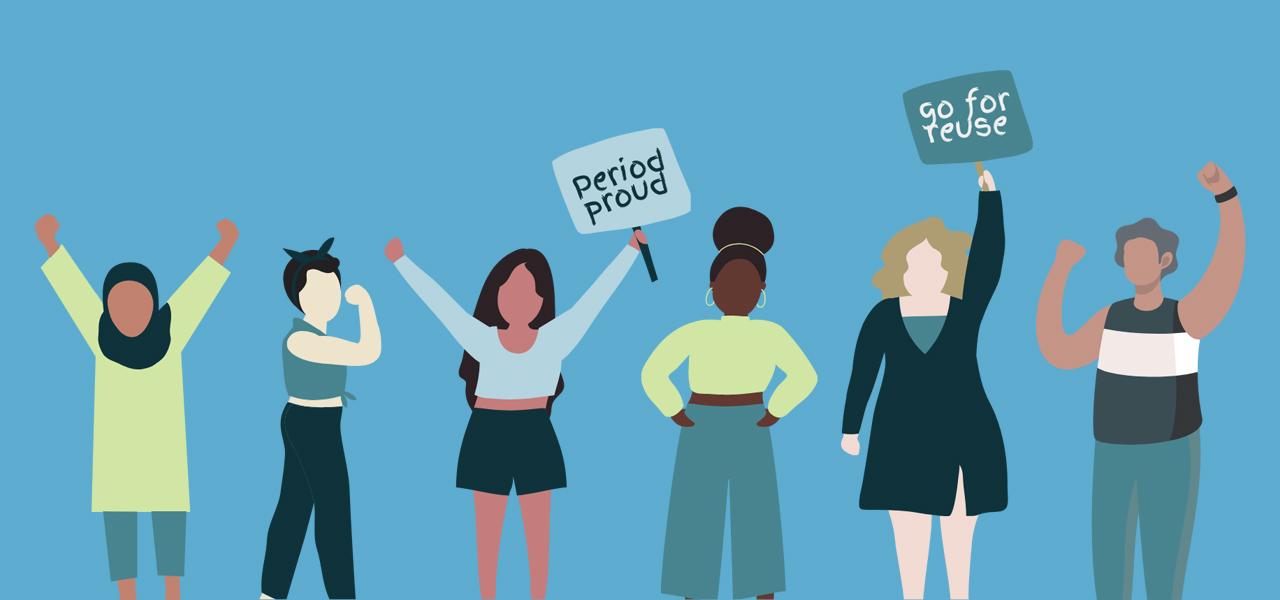 #Environmenstrualweek, una settimana per parlare di sostenibilità e mestruazioni