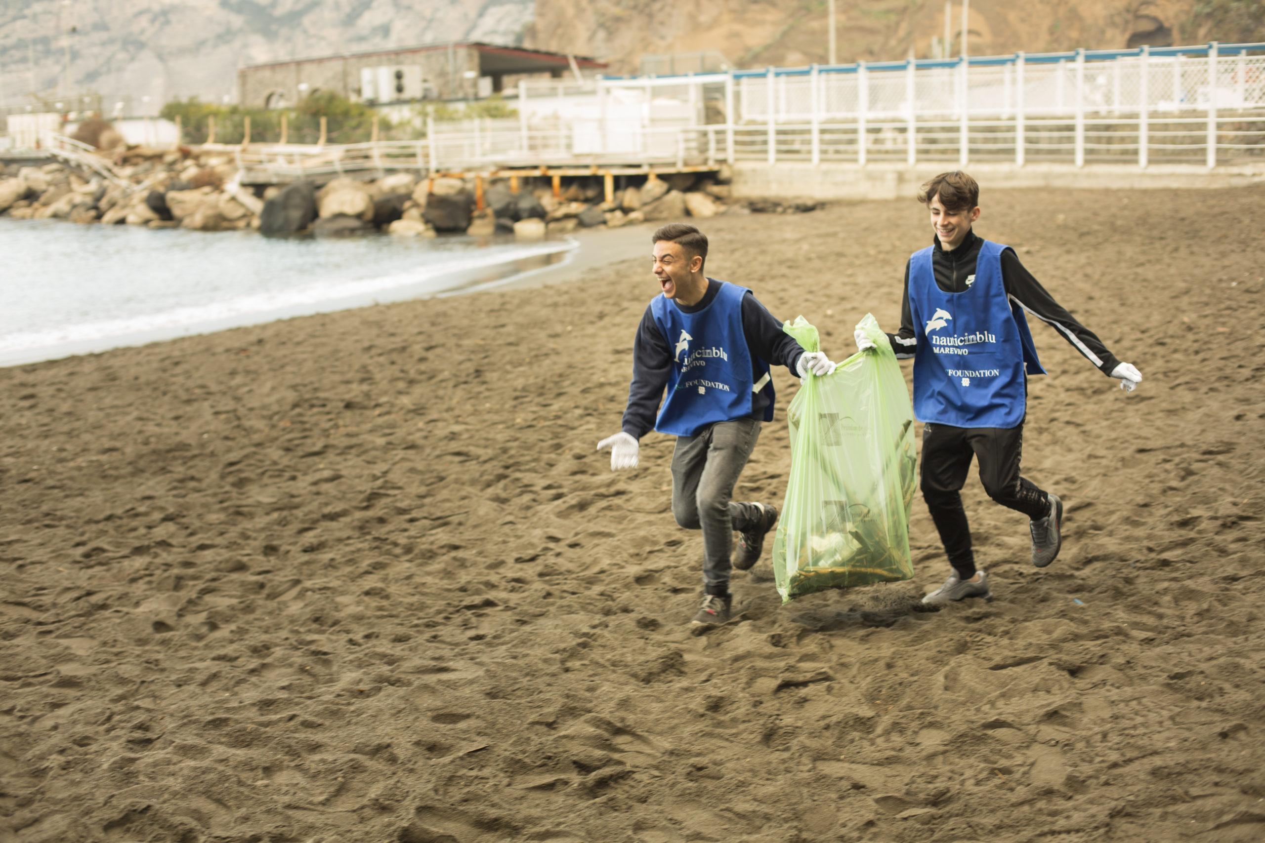 Marevivo & MSC Foundation educano all'amore per il mare