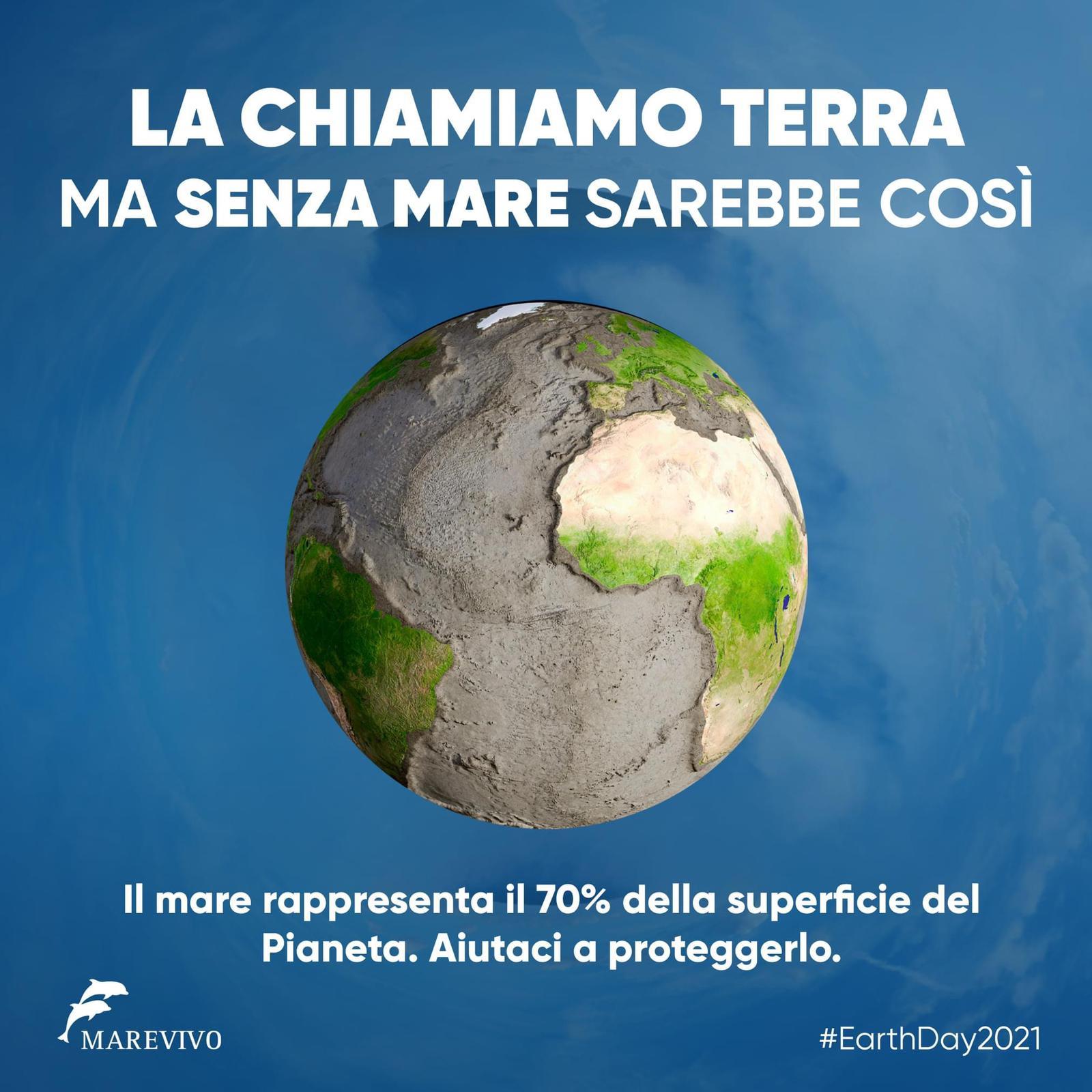 Le nostre attività nella Giornata Mondiale della Terra 2021!