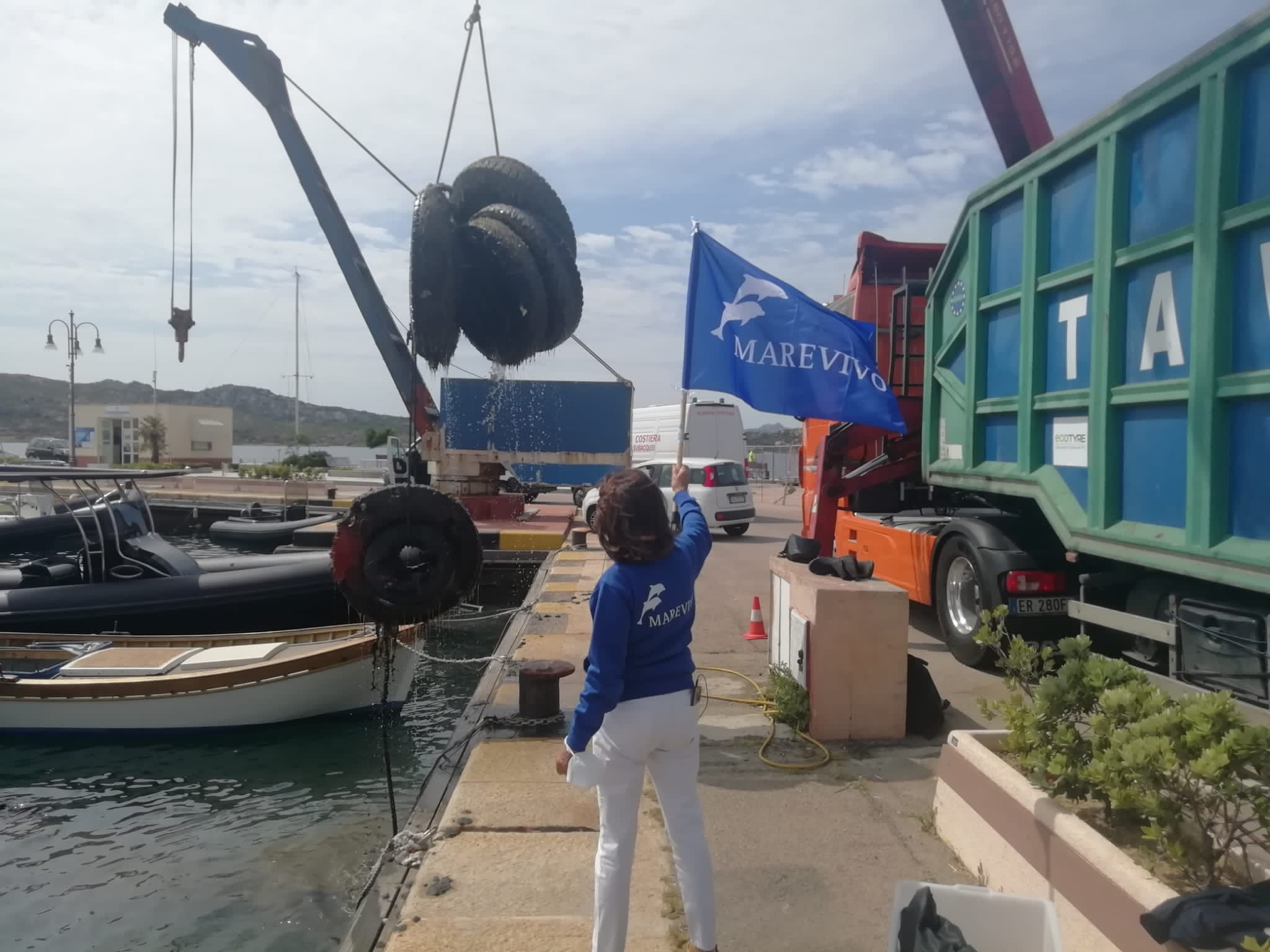 Conclusa la seconda tappa di PFU Zero sulle coste italiane 2021