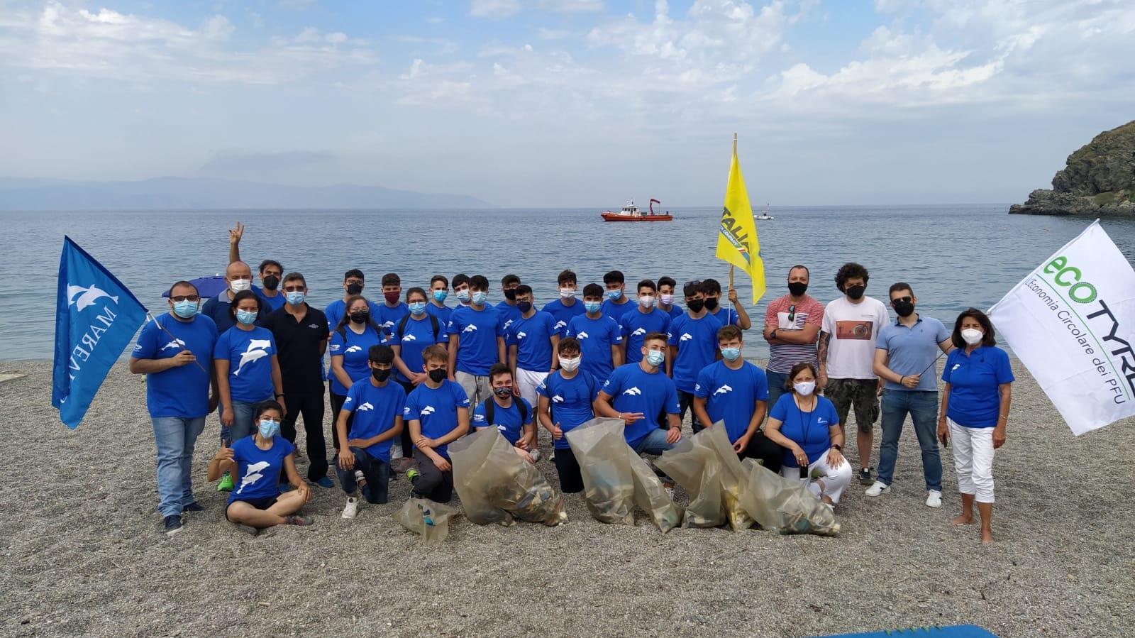Conclusa la terza tappa di PFU Zero sulle coste italiane 2021