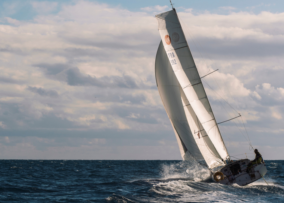 "Mini Transat 2021, l'ambassador di Marevivo Giammarco Sardi: ""Pronto per l'oceano"""